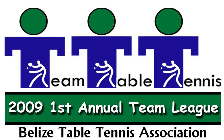 2009 TEAM LEAGUE LOGO